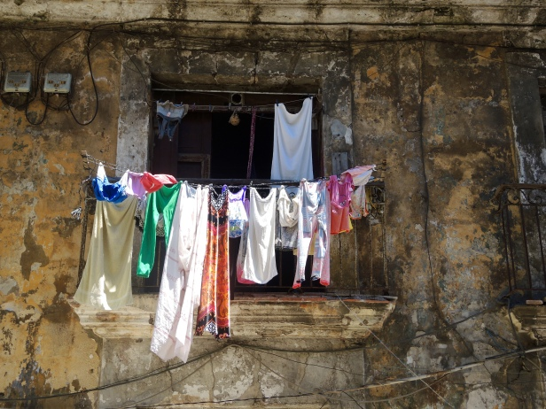 Everywhere you look....laundry