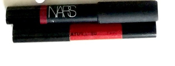 Lip Pencils from Nars and Urban Decay