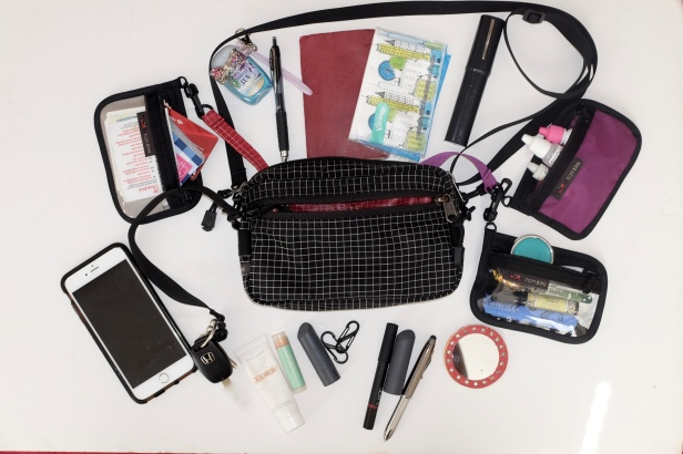 Tom Bihn Side Effect and Organizer Pouch